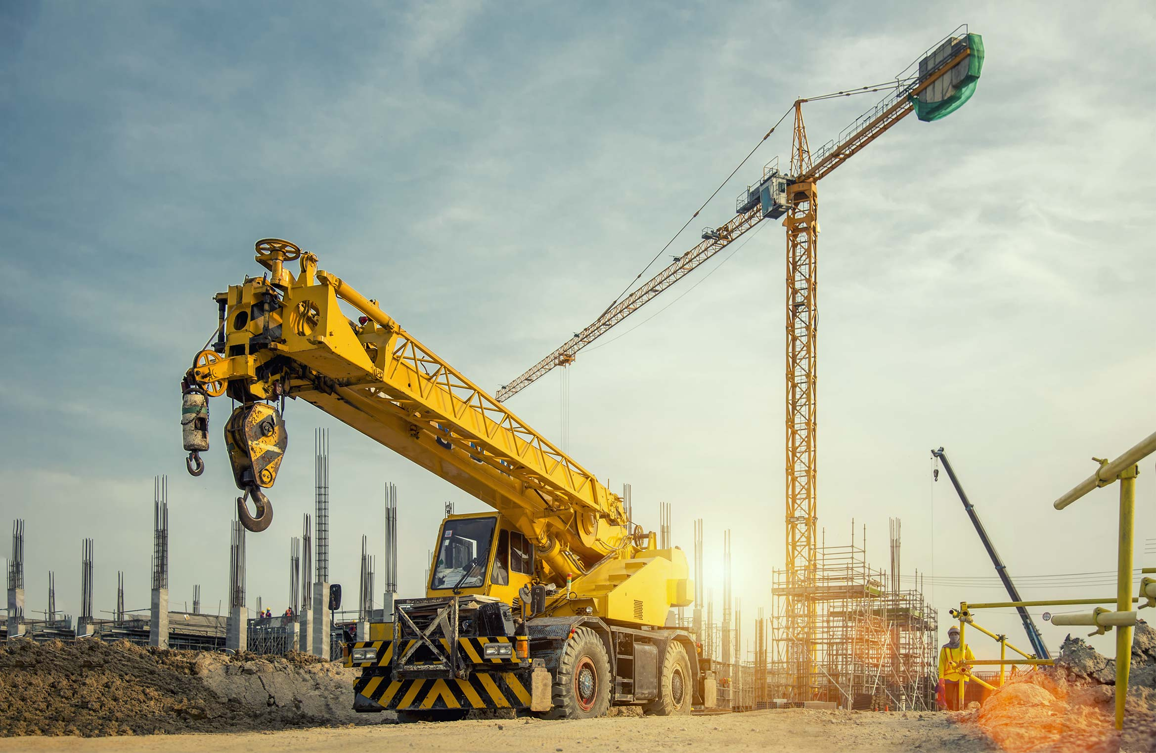 Building & Infrastructure Recruitment Services